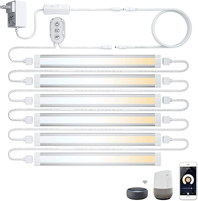 Smart Under Cabinet Lights